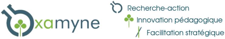 Oxamyne - recherche-action, innovation pédagogique, facilitation stratégique
